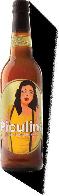 Birra ambrata artigianale