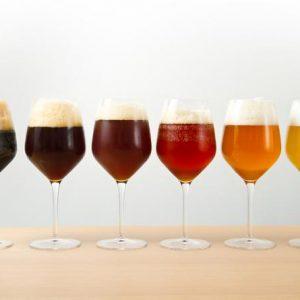 Bicchieri da birra microbirrificio agricolo sardo birra lara for Bicchieri tulipano